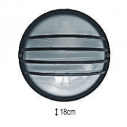 N.192 μπλαφωνιέρα με γραμμώσεις